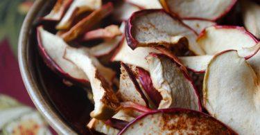 Как сушить яблоки в духовке правильно