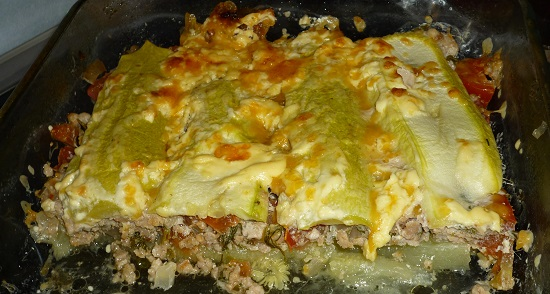 Кабачок, баклажан, помидор: рецепт в духовке