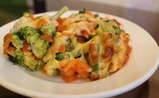 Запеканка из овощей в духовке: рецепты