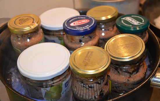 Запеченные баклажаны в духовке на зиму