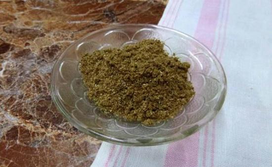 Семена кориандра измельчим