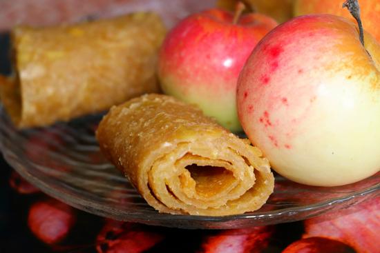 Пастила из яблок в духовке: классический рецепт