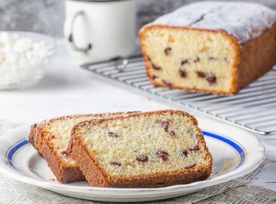 Творожный кекс: рецепт в духовке