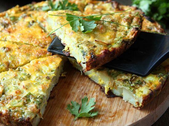 Пицца из кабачков в духовке: рецепт