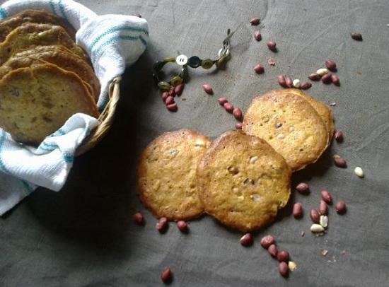Рецепт печенья на кефире в духовке
