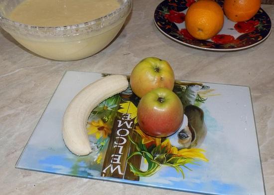 Банан яблоко