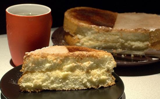 Бисквит классический: рецепт в духовке пышный
