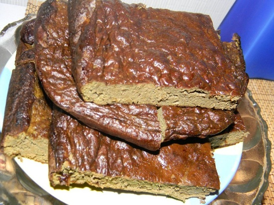 Суфле из печени в духовке: рецепт