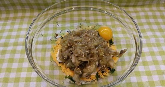куриное яйцо в начинку