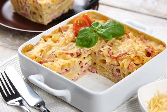 Запеканка из макарон в духовке: рецепты