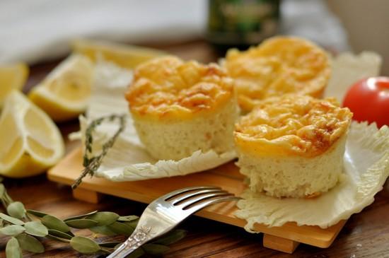 рыбное суфле: рецепт в духовке с пошаговым описанием