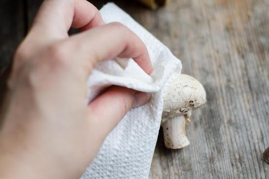 как правильно сушить грибы в духовке