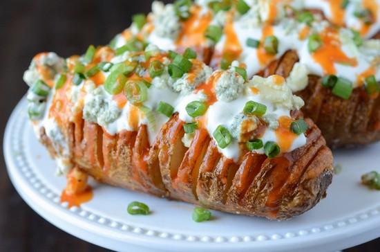 Картошка-гармошка в духовке – как сделать правильно