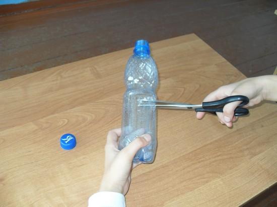 шприц из пластиковой бутылки