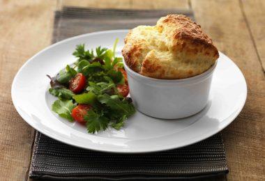 Куриное суфле в духовке: рецепт