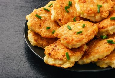 Куриные котлеты в духовке: рецепт с фото