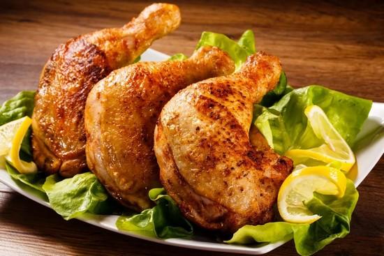 как готовить куриные окорочка в духовке
