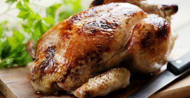 Курица гриль в духовке целиком: рецепт