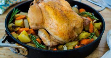 Курица в духовке целиком: рецепт самый вкусный