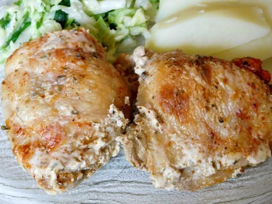 Как правильно готовить курицу в кефире в духовке?