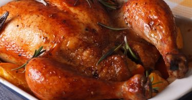 Лучшие варианты запеченной курицы