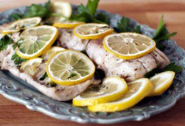 Как вкусно приготовить лемонему в духовке?