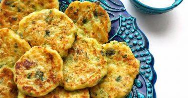 Оладьи из кабачков в духовке: рецепты