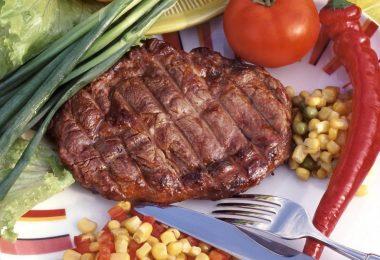 Как приготовить сочные отбивные из говядины?