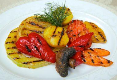 Овощи гриль в духовке: как приготовить?