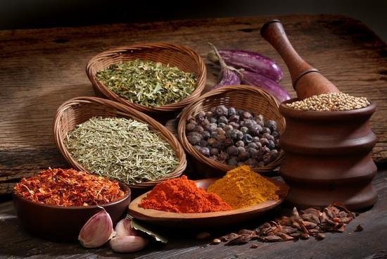 приправы и пряности подходят для приготовления запеканок из овощей