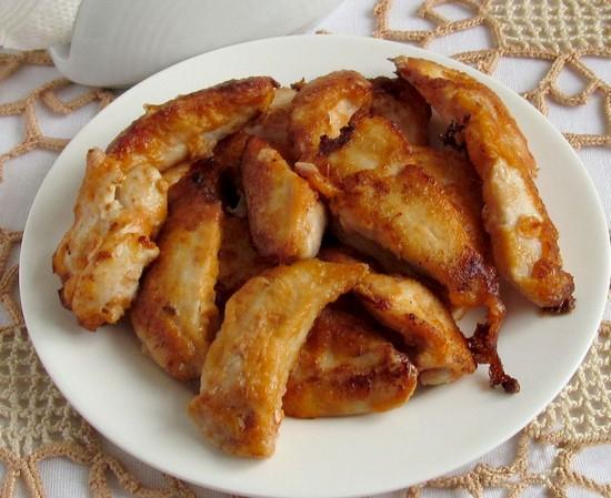 Филе пангасиуса в духовке на решетке с травами