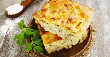 Пирог с капустой в духовке: рецепты
