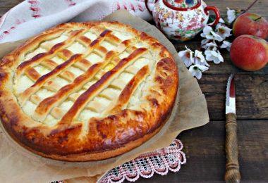 Пироги в духовке из дрожжевого теста: рецепты