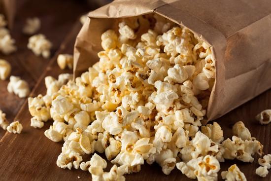 Классический попкорн в духовке в пакете: рецепт пошаговый