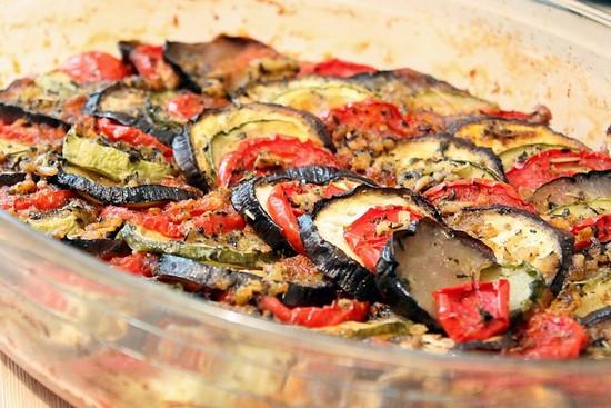 Классический рататуй: рецепт в духовке пошагово с фото