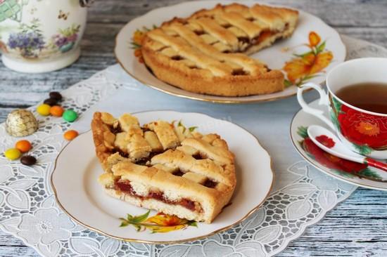 Как испечь сладкий пирог в духовке вкусно