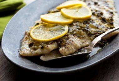 Морской язык в духовке: рецепты