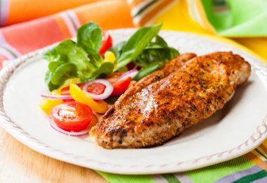 Филе индейки в духовке: рецепт с картошкой