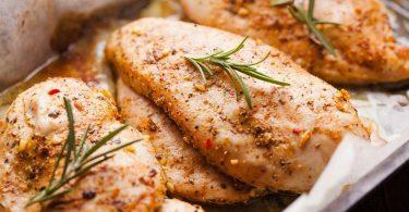 Филе курицы в духовке: рецепт с фото