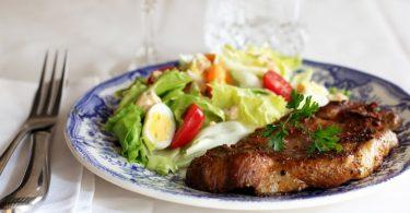 Стейк из свинины в духовке: рецепт