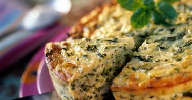 Лучшие рецепты сырного пирога в духовке