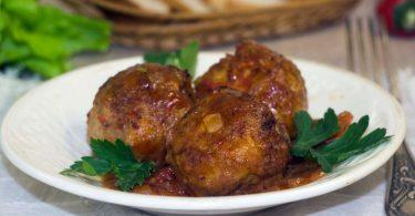 Аппетитные тефтели в духовке: рецепт