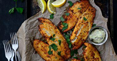 Как вкусно приготовить филе тилапии?