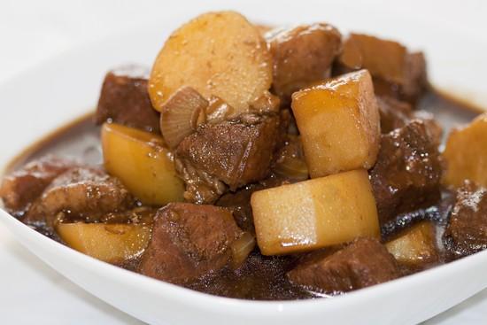тушение картофеля в духовке