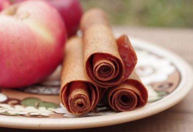 Яблочная пастила в духовке в домашних условиях