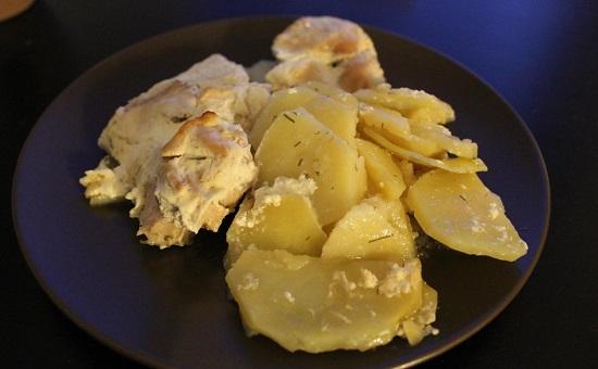 Индейка в духовке: рецепт филе