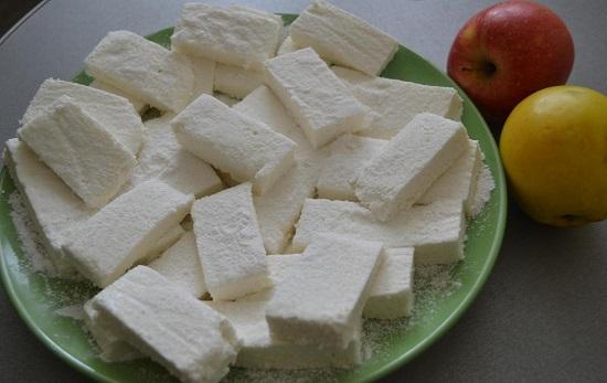 Яблочная пастила в домашних условиях в духовке