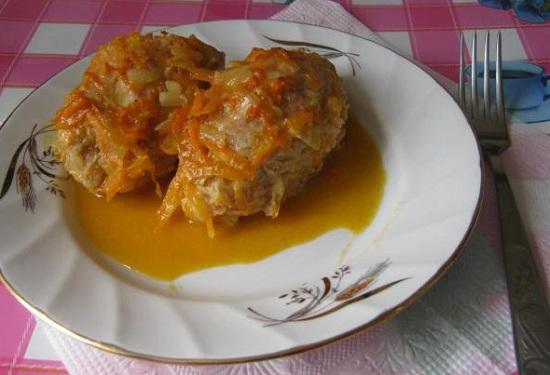 Голубцы в духовке: рецепты