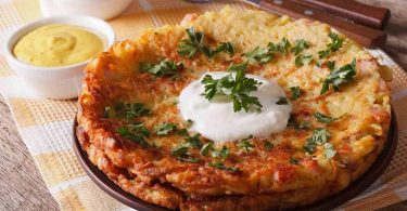 Картофельная «Бабка» в духовке