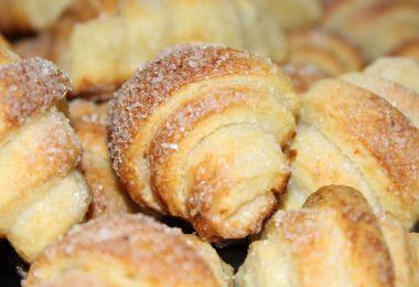 Рецепт печенья из творога в духовке